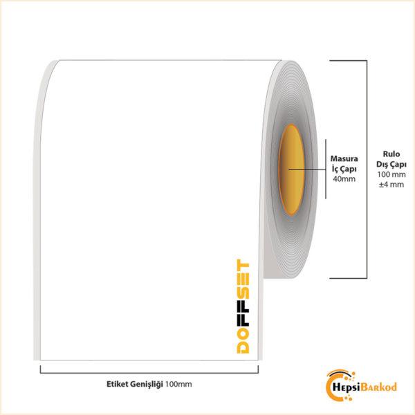 Epson C3500 Etiket - DFSJTMP Mat PP